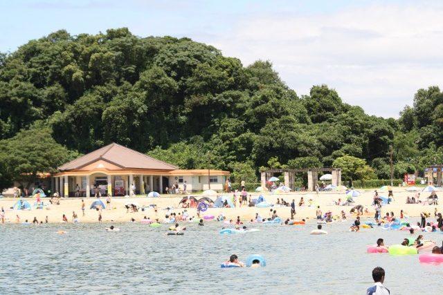 樋合海水浴場(パールサンビーチ) 海の家
