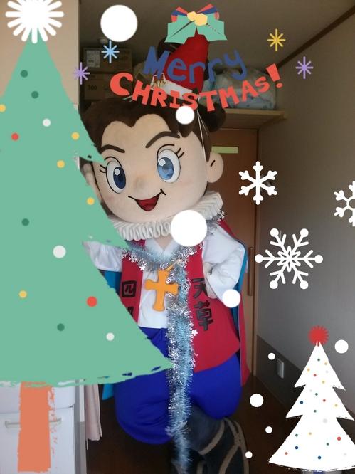 クリスマス会(^∇^) 2013年12月24日