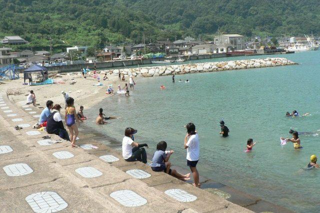 高戸海水浴場